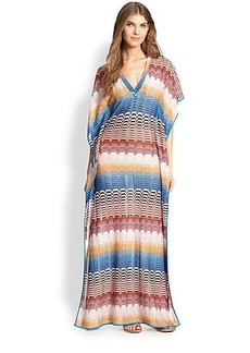 Missoni Mare Chevron Maxi Dress