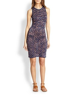 Missoni Mare Space-Dyed Racerback Dress