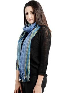 Missoni Multi and Monochromatic pattern scarf