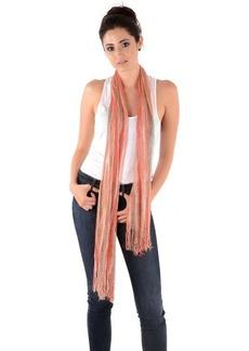 Missoni Multicolor Open Knit Scarf