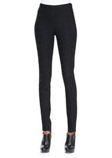 Missoni Skinny Jacquard Pants, Black