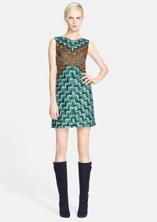 Missoni Square Back Minidress
