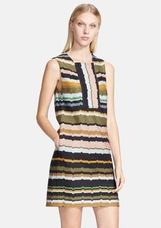 Missoni Stripe Knit Shift Dress