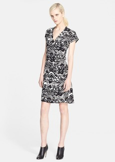 Missoni V-Neck Print Dress