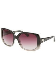 Missoni Women's Black and Grey Sunglasses