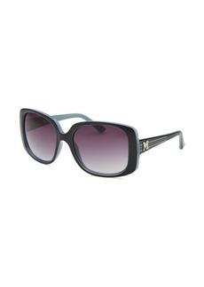 Missoni Women's Navy Square Sunglasses