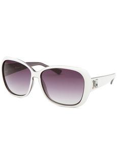 Missoni Women's White Square Sunglasses