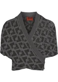 Missoni Wool-blend shrug