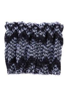 Stretch Knit Headband, Purple   Stretch Knit Headband, Purple