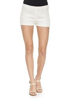 Woven Side-Zip Shorts   Woven Side-Zip Shorts