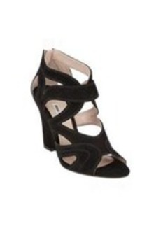 Miu Miu Cutout Wedge Sandals