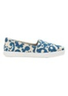 Miu Miu Jacquard Slip-on Sneakers