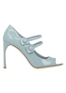 Miu Miu Patent Double-Strap Pumps