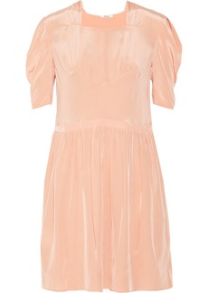 Miu Miu Silk crepe de chine dress