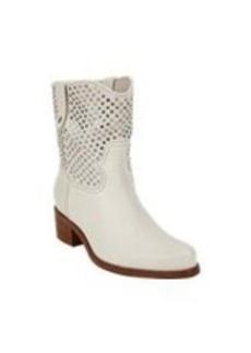 Miu Miu Studded Western Ankle Boots