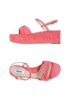 MOSCHINO - Sandals