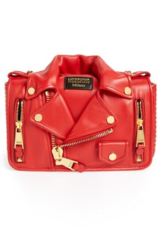 Moschino 'Biker Jacket' Shoulder Bag