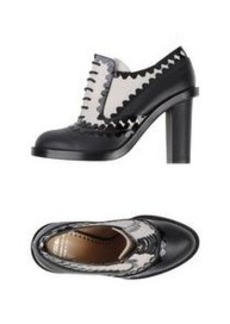 MOSCHINO CHEAPANDCHIC - Laced shoes