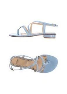 MOSCHINO CHEAPANDCHIC - Thong sandal
