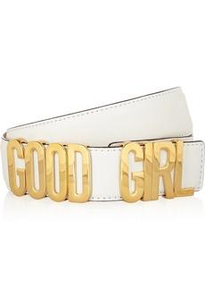 Moschino Good Girl leather belt
