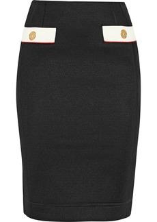 Moschino Neoprene skirt