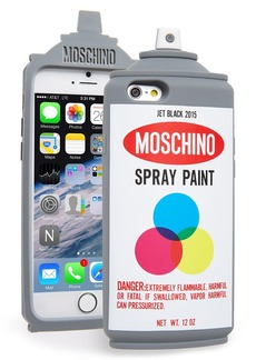 Moschino Spray Paint Can iPhone 6 Case