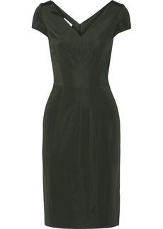 Moschino Stretch-twill dress