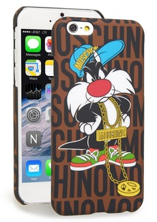 Moschino 'Sylvester - Looney Tunes' iPhone 6 Case