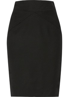 Moschino Wool pencil skirt