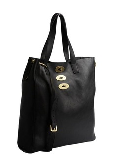 Mulberry black grained leather 'Brynmore' convertible tote