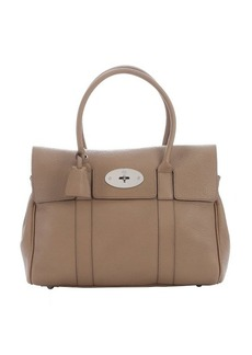 Mulberry mushroom leather large 'Bayswater' tote bag