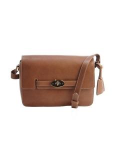 Mulberry oak leather 'Bayswater' shoulder bag