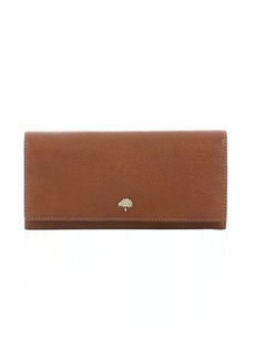 Mulberry oak leather tree continental wallet