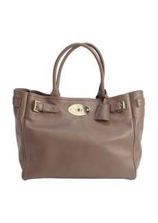 Mulberry taupe leather 'Bayswater' top handle tote