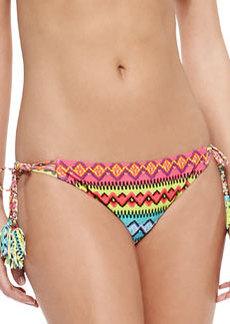 Bayama Vamp Tie-Side Swim Bottom   Bayama Vamp Tie-Side Swim Bottom