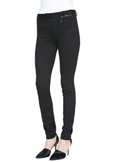 Nanette Lepore After Midnight Skinny Crepe Pants
