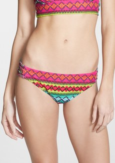Nanette Lepore 'Bayamo Charmer' Braided Side Bikini Bottoms