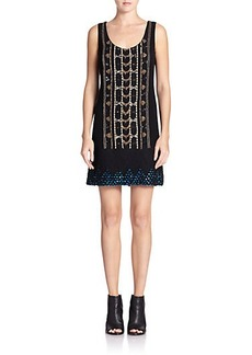Nanette Lepore Beadwork Dress
