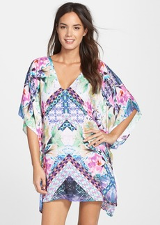 Nanette Lepore 'Bollywood' Caftan Cover-Up