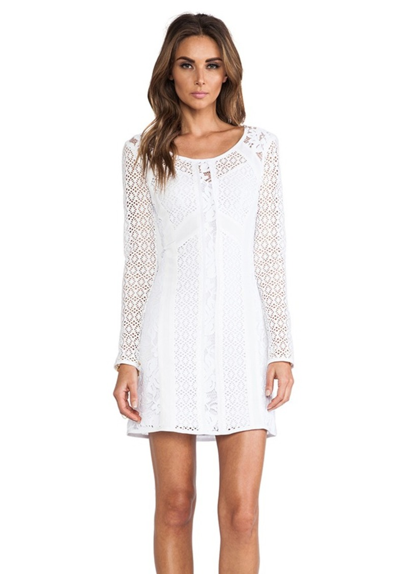 Nanette Lepore Bombshell Dress in White
