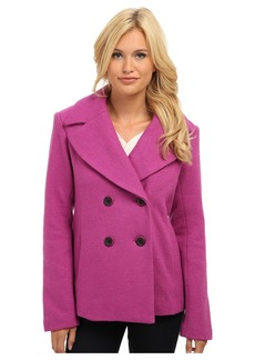 Nanette Lepore Boucle Pea Coat