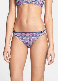 Nanette Lepore 'Charmer' Hipster Bikini Bottoms
