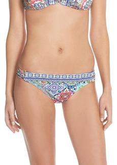 Nanette Lepore 'Charmer' Print Bikini Bottom