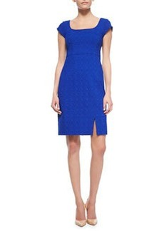 Nanette Lepore Chase Me Embossed Dress
