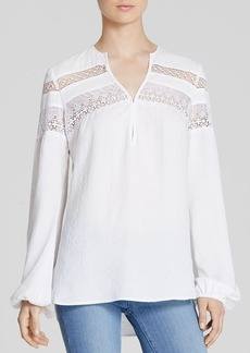 Nanette Lepore Clear Skies Blouse