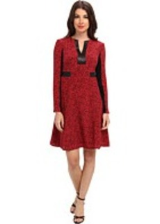 Nanette Lepore Dewey-Decimal Dress