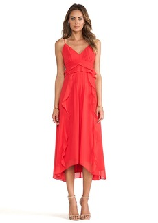 Nanette Lepore Dreamer Dress in Red
