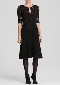 Nanette Lepore Dress - Drumbeat Crochet Knit