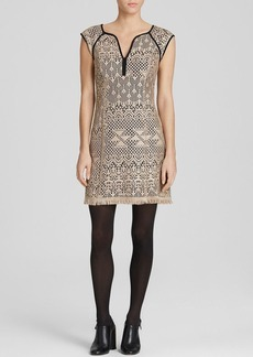 Nanette Lepore Dress - Ferocious Fringe Crochet