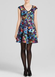 Nanette Lepore Dress - Painterly Print